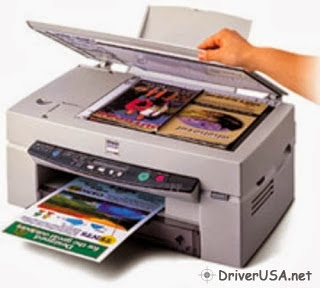 download Epson Stylus Scan 2500 Pro printer's driver