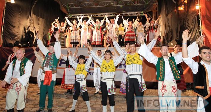 Міжнародний фестиваль фольклору «Етновир» 2012. Фото