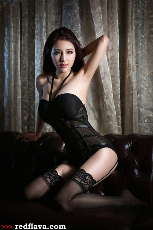 Thiên thần nội y Trung Quốc cực kỳ nóng bỏng