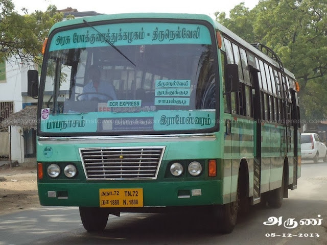 New buses of tnstc tirunelveli tnstc blog tamilnadu for Table 52 go bus