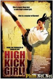 Đá Cao Và Không Mặc Pantsu - High Kick Girl 2009 -
