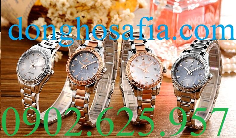 Đồng hồ nữ Vinoce cơ V633240L