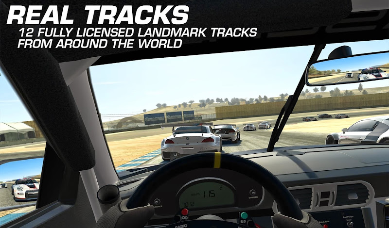 Real Racing 3 for Android