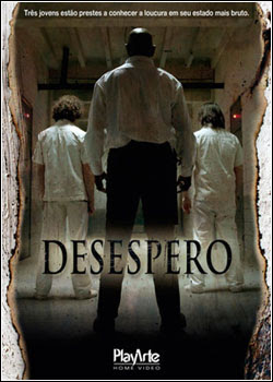 Filme Poster Desespero DVDRip XviD Dual Audio & RMVB Dublado