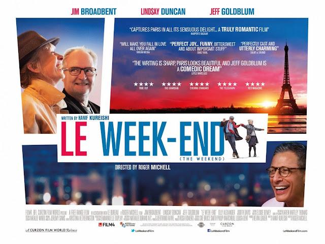 Σαββατοκύριακο στο Παρίσι (Le Week-End) Wallpaper