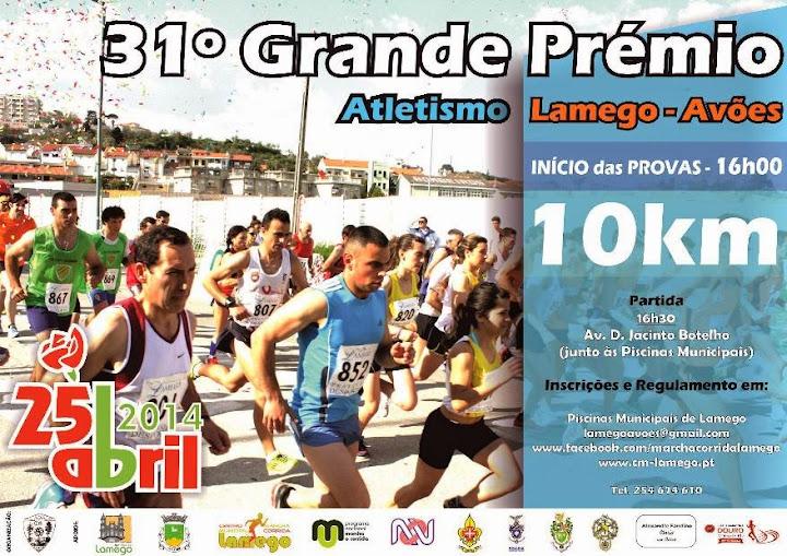 Grande Prémio de Atletismo Lamego-Avões celebra ideais de Abril