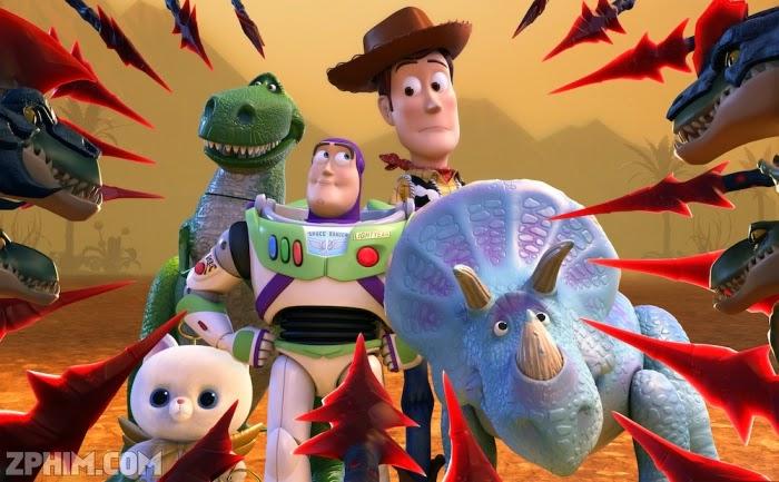 Ảnh trong phim Câu Chuyện Đồ Chơi: Thời Gian Bị Lãng Quên - Toy Story That Time Forgot 1