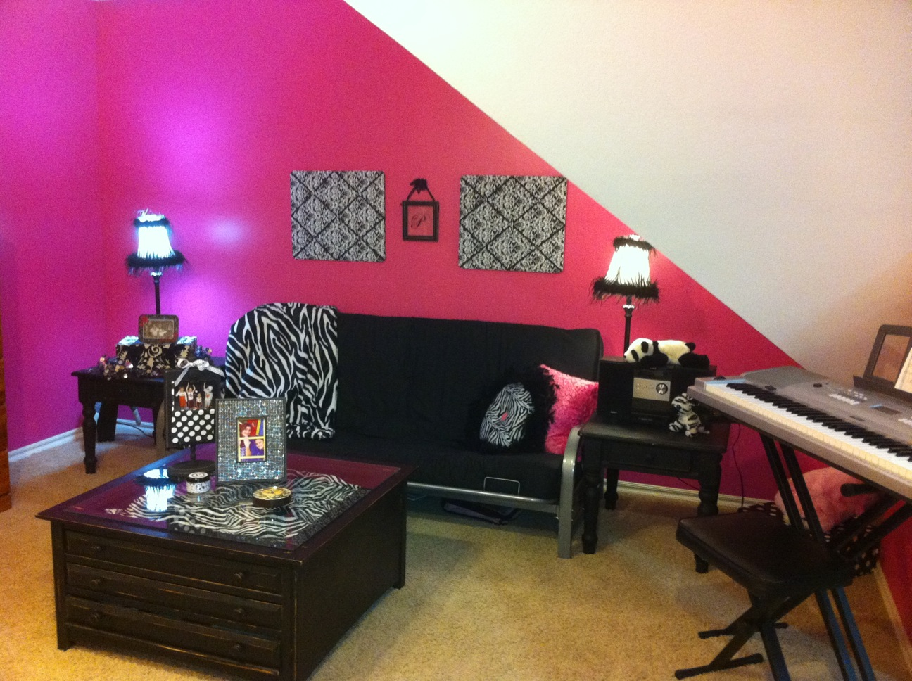 Tween Ager Bedroom