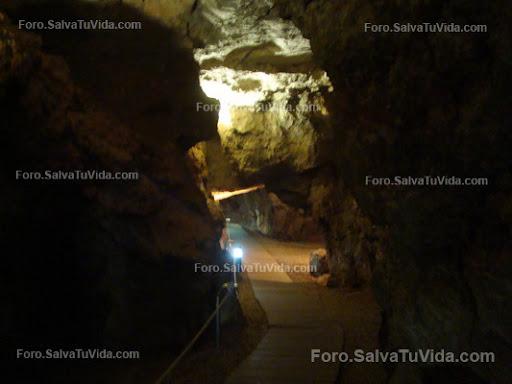 La cueva de las calaveras, Benidoleig, Alicante DSC05892
