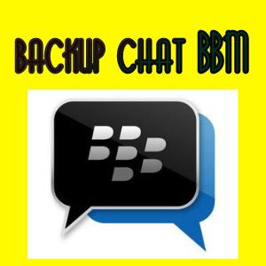 Cara Mudah Backup Obrolan BBM Android