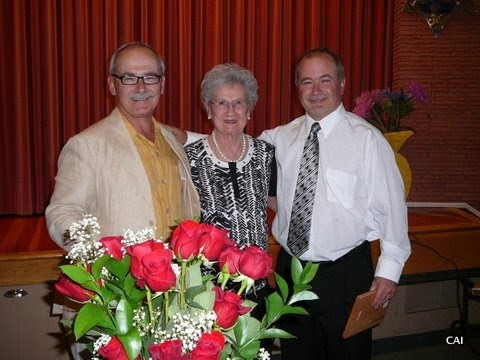 David, Gladys and Randy