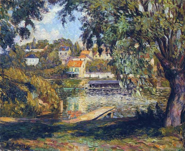 Henri Lebasque - By the River