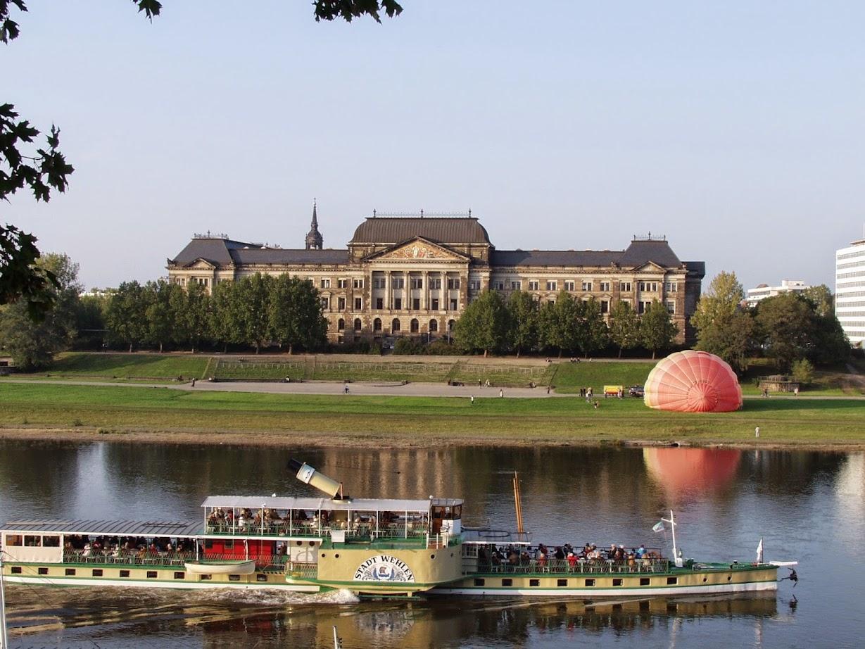 PD Stadt Wehlen der Sächsischen Dampfschifffahrt