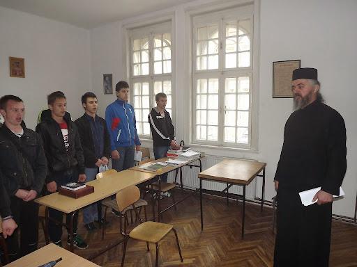 Завршена редовна школска година 2012/2013. у Богословији Светог Петра Цетињског
