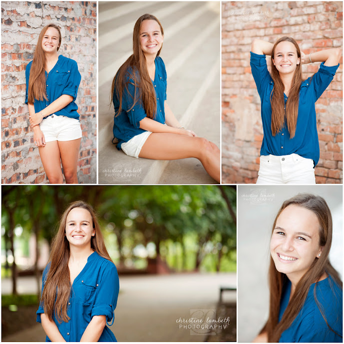 2014 Senior Photo session photos - urban Houston