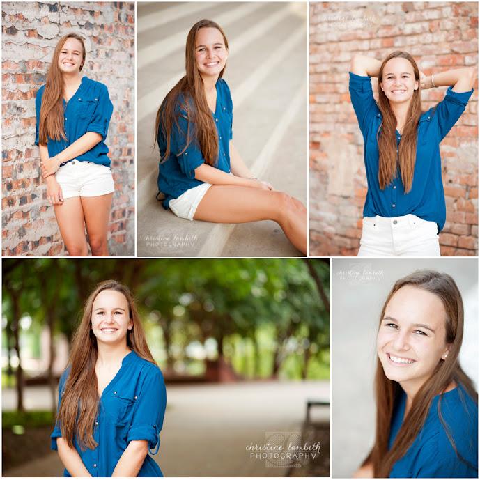 2014 Senior Photo session photos - urban Houston