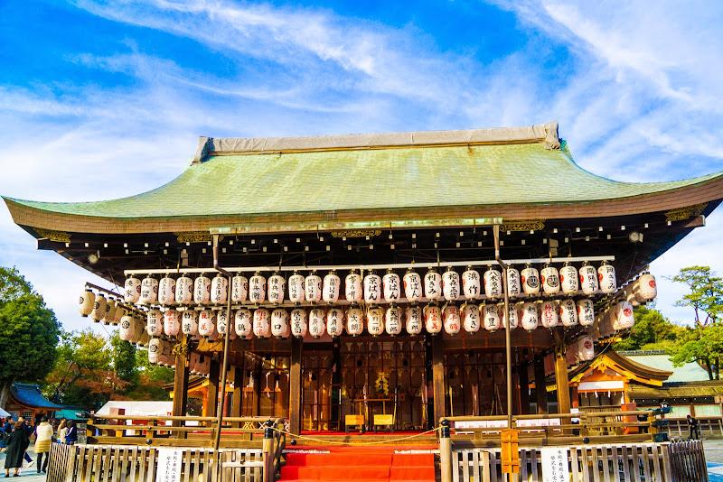 京都 八坂神社 写真2