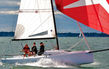 J/70 Yachts & Yachting 2013 Award Winner