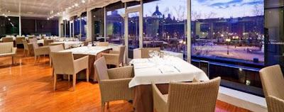 restaurantes con limusina en Madrid centro