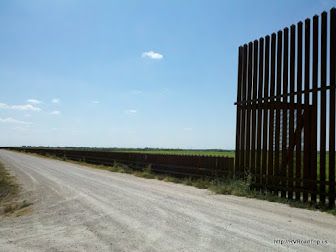 Border Fence, RGV Texas