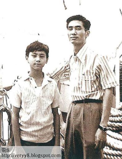 究竟黃凱芹是否已為人父?請留意近年《我的爸爸》歌詞。