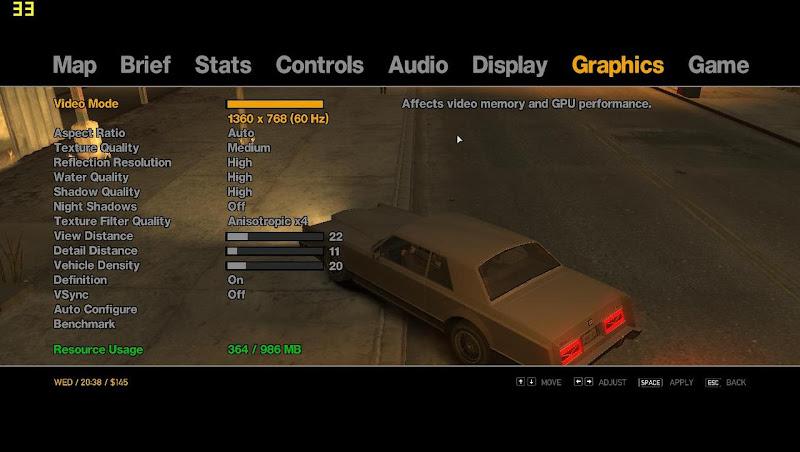 Tăng FPS GTA 4 cực kì hiệu quả.