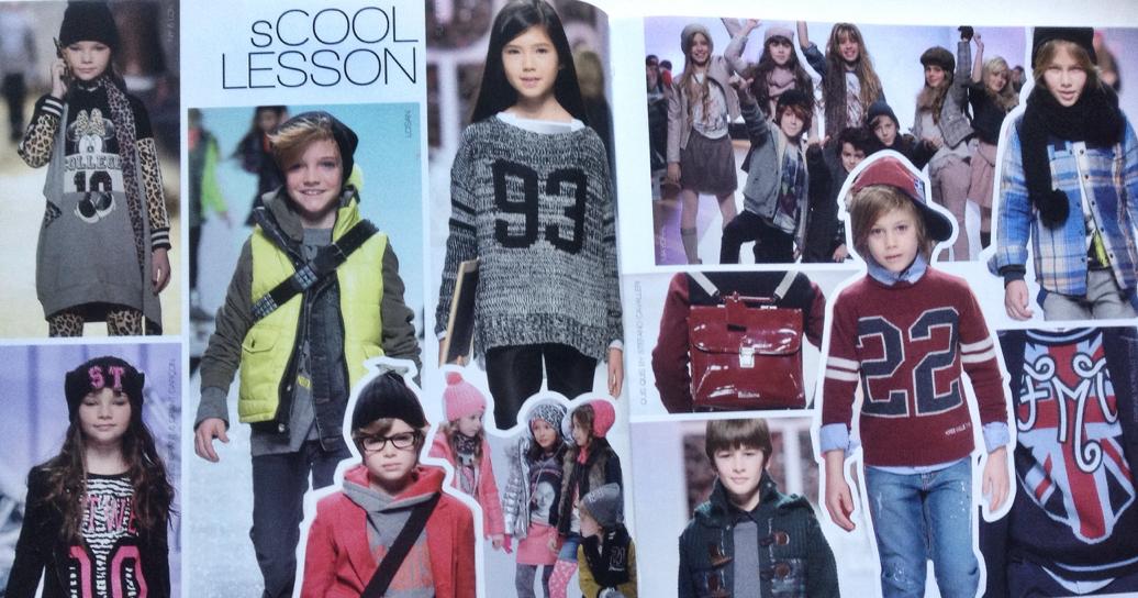 La vuelta al cole inspira la moda mas cool