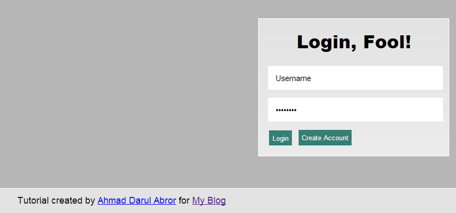login in codeigniter 2.1.3 from http://starzoneku.blogspot.com/2013/04/membuat-login-di-codeigniter-213.html