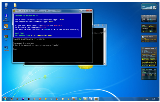 Hacking Library: How to install Turbo C++ on Windows 7 64bit