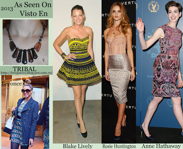 Actresses and models style, beyonce, blake lively, rosie huntington, anne hathaway