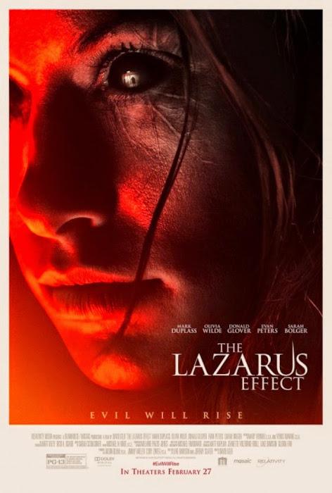 Η Επιστροφή των Νεκρών (The Lazarus Effect) Poster
