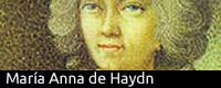 María Anna de Haydn