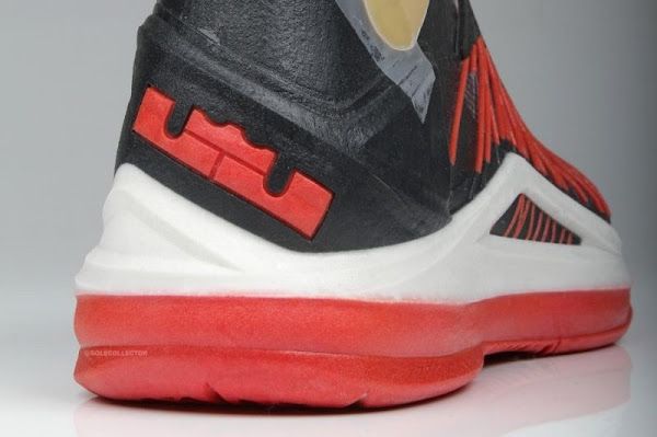 Design Process Nike LeBron X ZCorp 3D Part