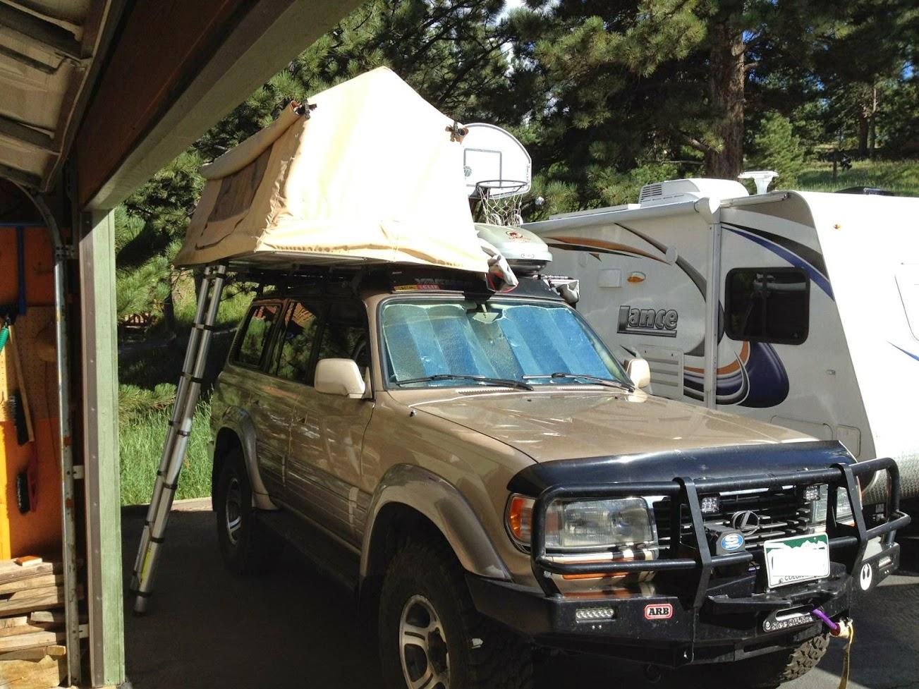 Roof Top Tent Build Hobogoesrogue