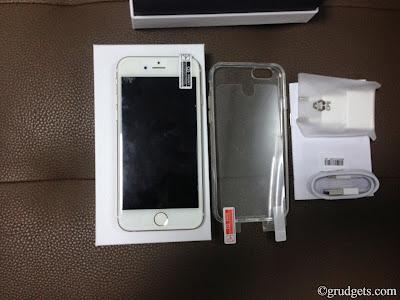 No1 vPhone i6 unboxing