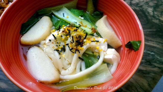 Udon Soup Noodles