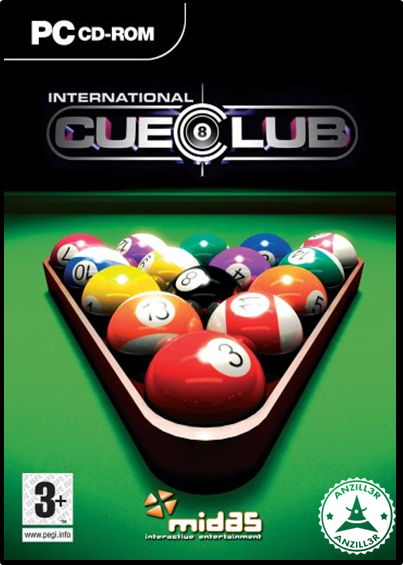 Cue Club Billar cover pc