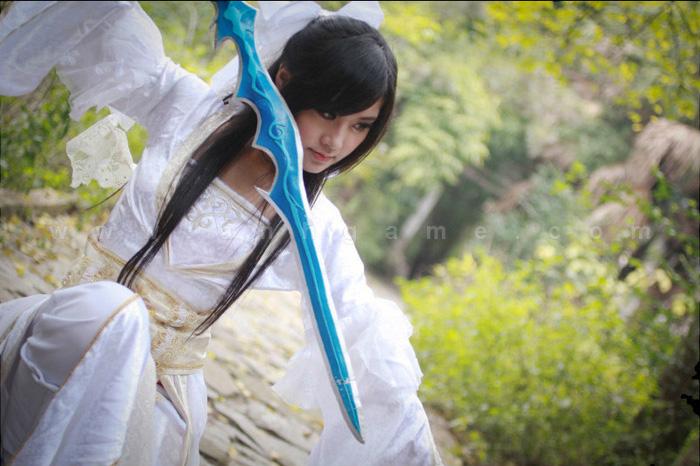Tru Tiên: Vẻ đẹp tinh khôi của Lục Tuyết Kỳ - Ảnh 3