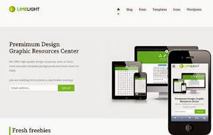 Download 20 mẫu website miễn phí Responsive Templates