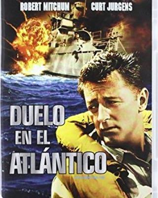 Duelo en el Atlántico (1957, Dick Powell)