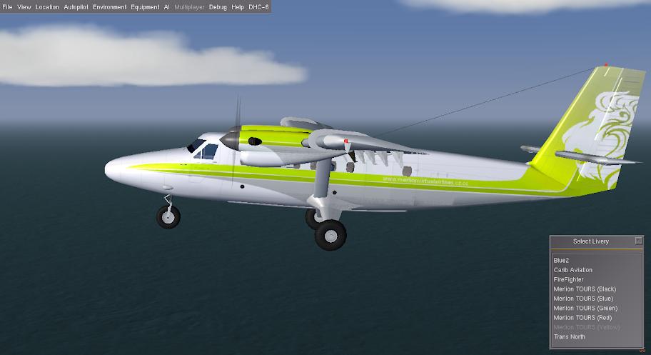 Tour Aircraft (5 DeHavilland Twotter DHC6-300s) Fgfs-screen-432