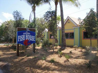 Fish house restaurant opens on sanibel ocean 39 s reach for Sanibel fish house