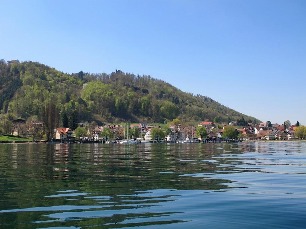 Боденское озеро на байдарке (2013)