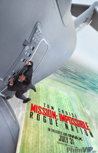 Xem phim Nhiệm Vụ Bất Khả Thi: Quốc Gia Bí Ẩn - Mission Impossible - Rogue Nation