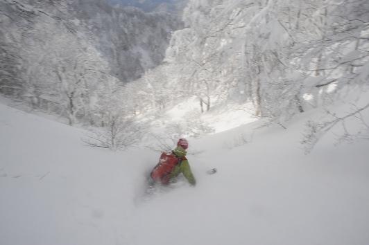 氷ノ山・大倉谷