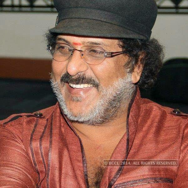 Ravi Chandran during Theatre Konnection, held at Lalit Ashok, in Bangalore.