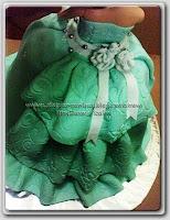 Kue Ulang Tahun Anak Barbie