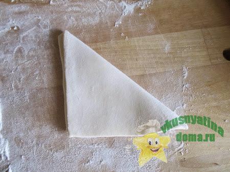 Форма для слоеных пирожков