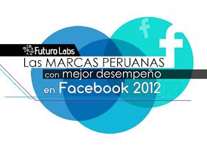 Las Marcas Peruanas con mejor desempeño en Facebook 2012 | Ranking de los mejores FanPage