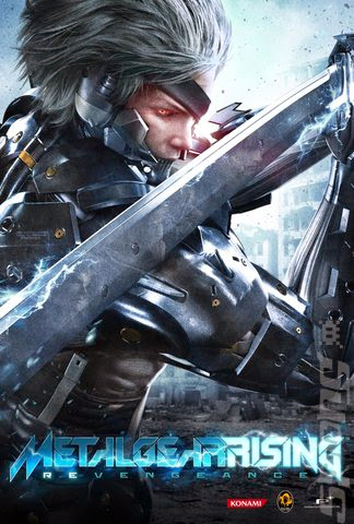 Metal Gear Rising Revengeance PC Torrent Download
